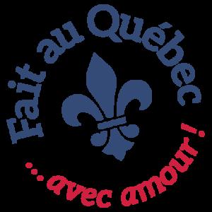Fait au Québec avec amour!