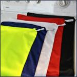 Pochette multiusage/de lavage colorées