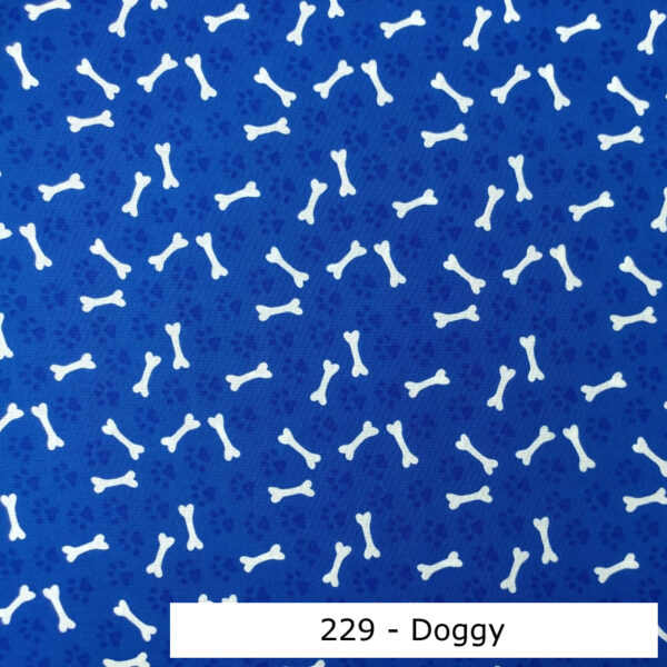 229 - Motif - Doggy (royal) - Au fil des saisons