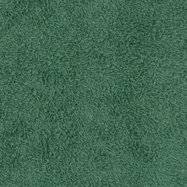 39 - Couleur ratine de coton Vert forêt - Fait au Québec - Au fil des saisons