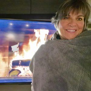Doudou-jeté réconfort - Fait au Québec - Au Fil Des Saisons