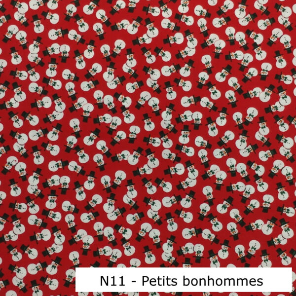 N11-Motif-Noel-Mini-bonhommes-de-neige-Rouge-Au-fil-des-saisons