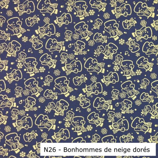 N26-Motif-Noel-Bonhommes-de-neige-scintillants-Au-fil-des-saisons