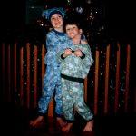 Pyjamas pour enfants - Fait au Québec - Au Fil des Saisons - Mathieu et Vincent