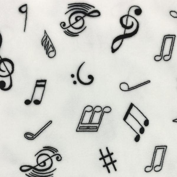 168-Motif-Notes-musique-blanc-Doudou-Sieste-Au-fil-des-saisons