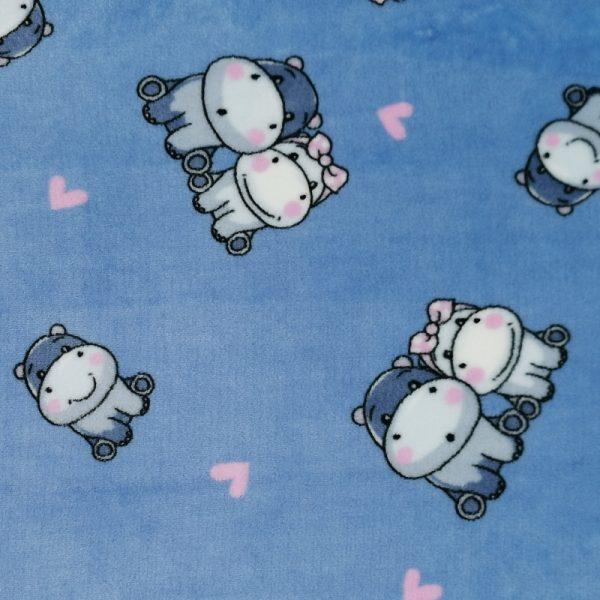199-Motif-Hippopotames-bleu-Doudou-Sieste-Au-fil-des-saisons